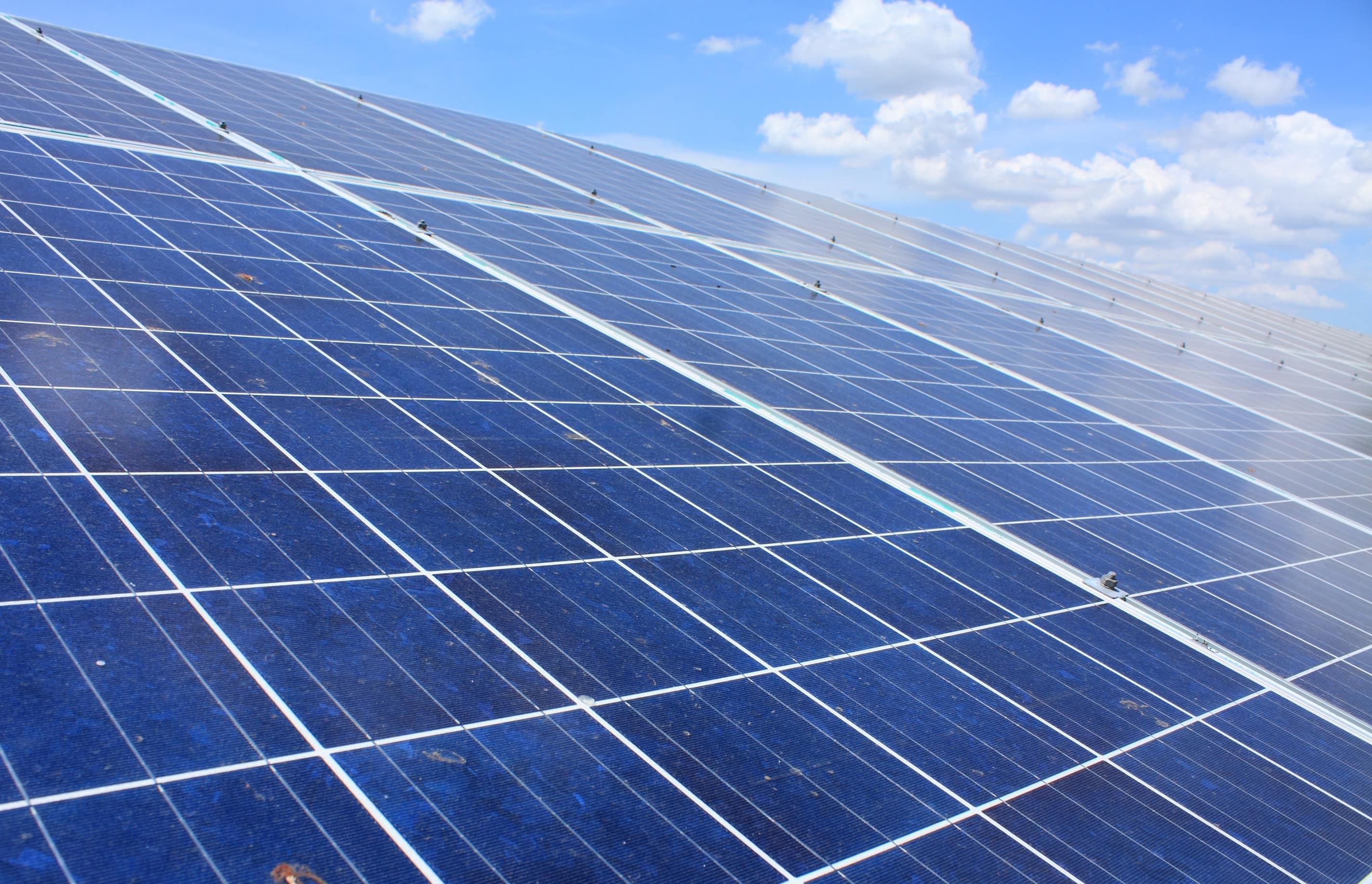 Photovoltaik Poly- und monokristalline Module