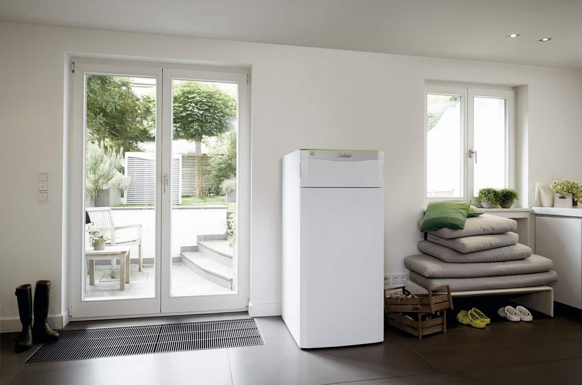 so funktioniert eine luft wasser w rmepumpe verst ndlich erkl rt. Black Bedroom Furniture Sets. Home Design Ideas