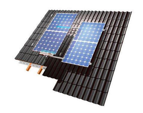 Photovoltaik Montagesystem