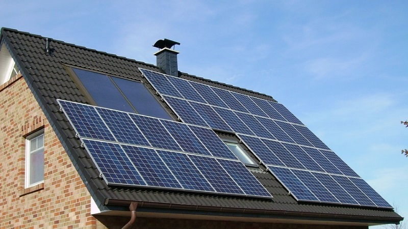 Rekord: 1 Millionen Eigenheime produzieren mittlerweile Solarstrom auf dem eigenen Dach