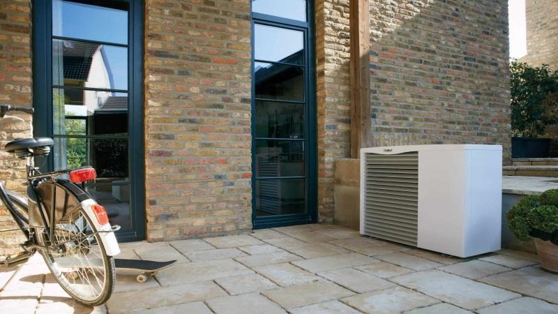 Anzahl der installierten Wärmepumpen muss sich bis 2050 verachtfachen