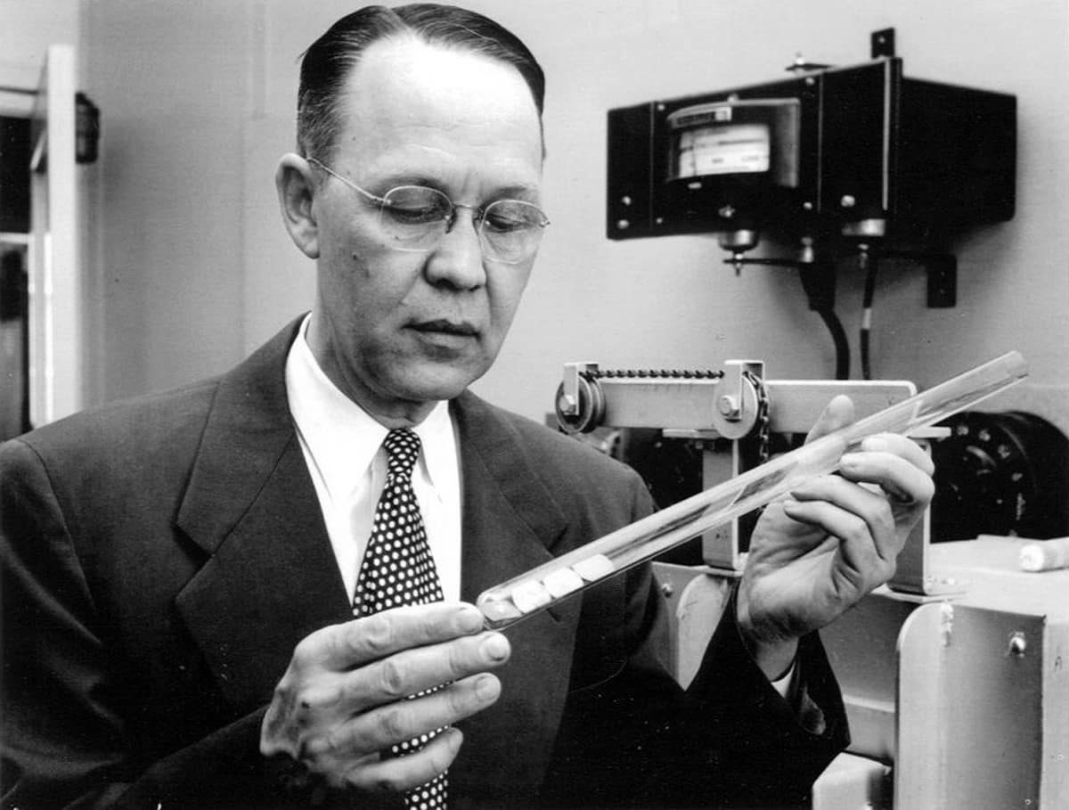 Calvin S. Fuller bell labs solarzelle