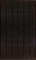 monokristallines Photovoltaikmodul