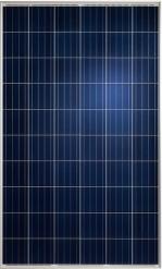 Polykristallines Photovoltaikmodul