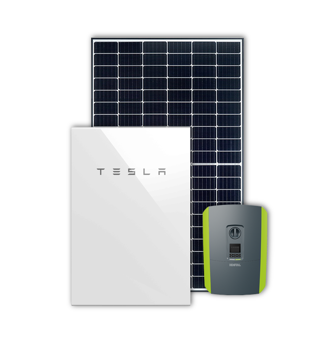 Tesla Powerwall 2 Aktion 2019