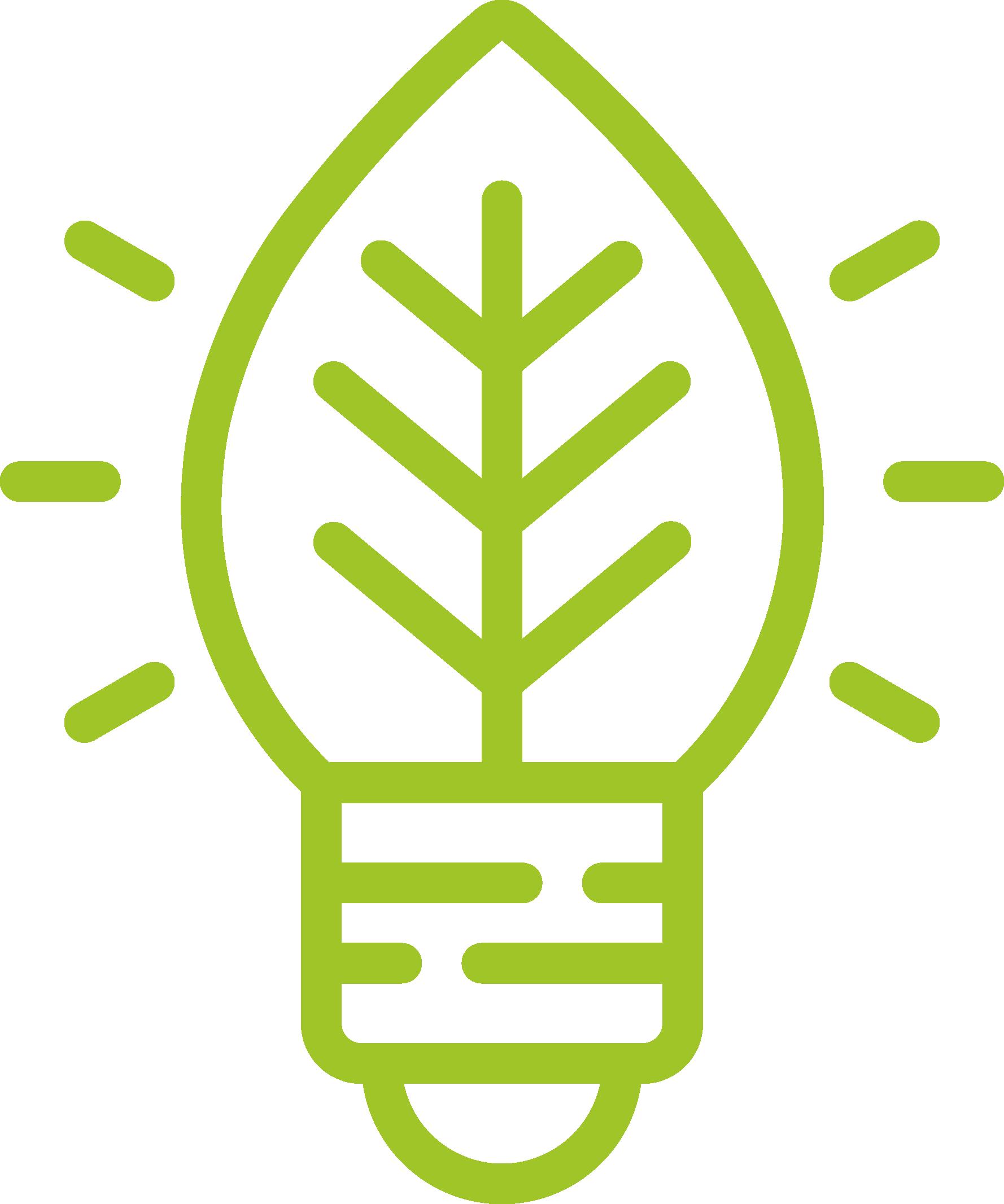 grüne Ideen