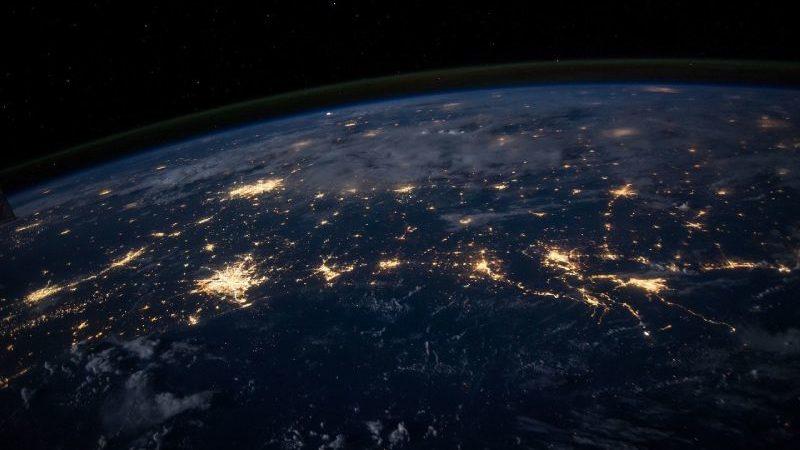 Earth Hour 2021 – Friedlicher Protest für eine bessere Zukunft