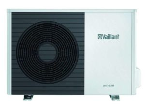 Vaillant aroTHERM split Frontal