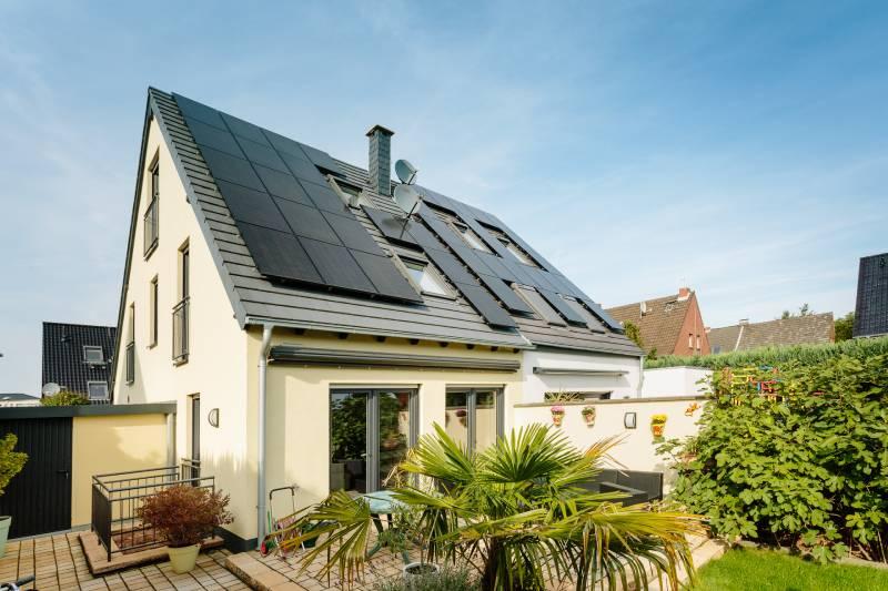 Solaranlage kaufen