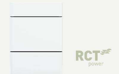 RCT Batteriespeicher