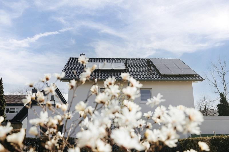 Photovoltaik auf Dach
