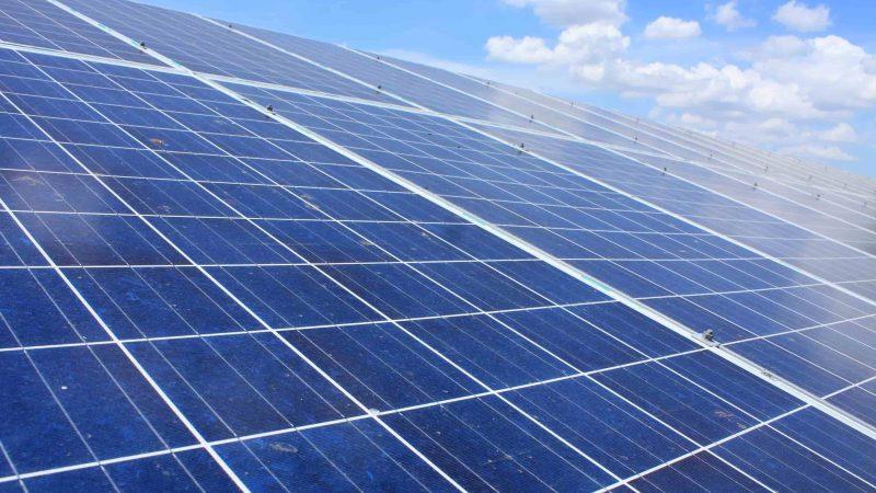 Polykristalline Photovoltaikmodule