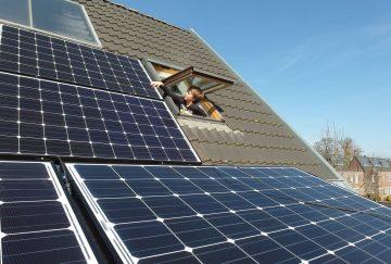 Photovoltaik Dach Größe