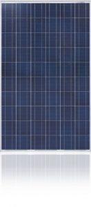 Polykristallines Solarpanel