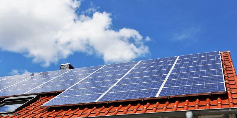 Photovoltaik Aufdachanlage
