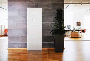Stromspeicher Sonnenbatterie Eco Wohnzimmer