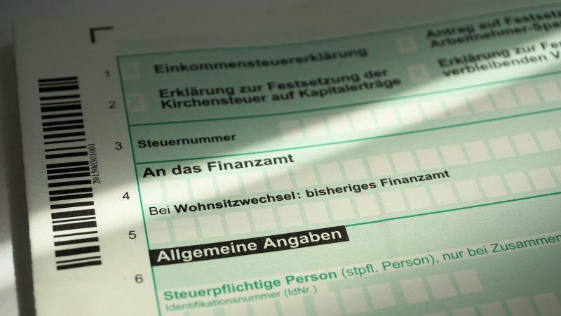steuererklrung - Umsatzsteuererklarung Photovoltaik Muster