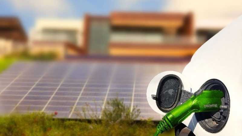 E-mobilität_Solar