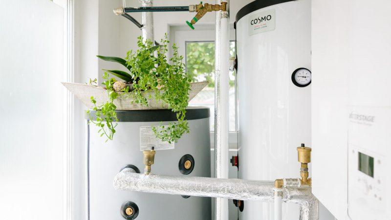 Pufferspeicher und Wärmepumpe kombinieren und Heizkosten sparen