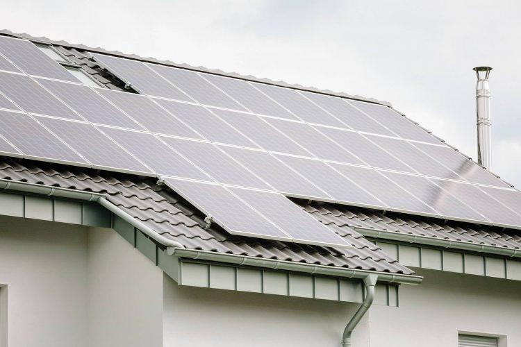 Aufdach Photovoltaikanlage